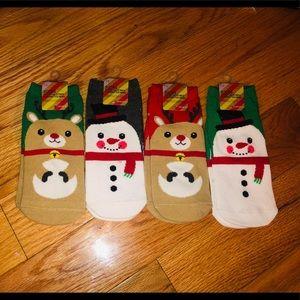 F21 Holiday Sock Bundle